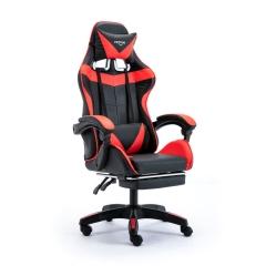 Silla Gamer Pc Color Negro/rojo Vonne Sv-g03