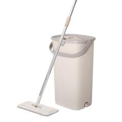 Limpiador Con Mopa Plana