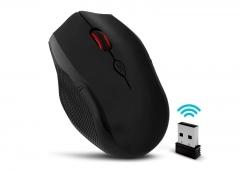 Mouse Gamer Inalámbrico Con Selector De Resolución Cpu-2500