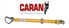 Elemento De Amarre Caran Cr1008 De 1,5mt Con Gancho Gde