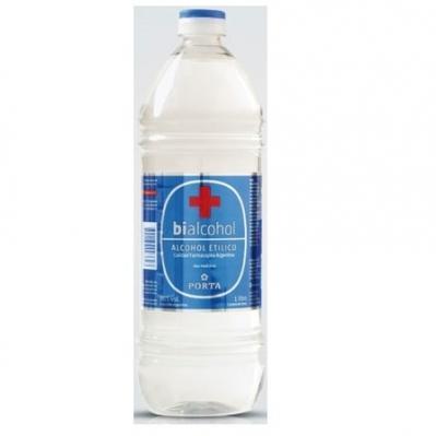 Alcohol Etilico 96% X 1/2lt