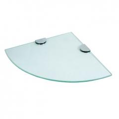 Esquinero Vidrio Cristal 25x25cm Daccord Org0imp55