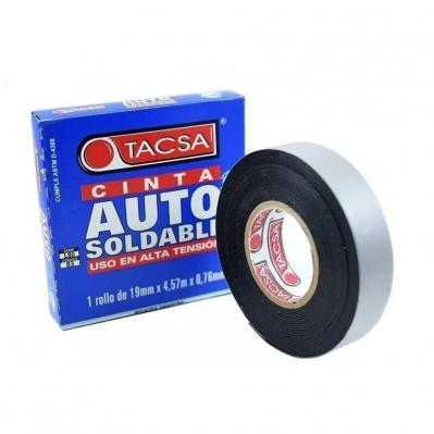 Cinta Autosoldable Tacsa 19mmx4,57mtx0,76mm