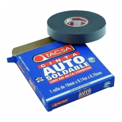 Cinta Autosoldable Tacsa 19mmx9,14mtx0,76mm