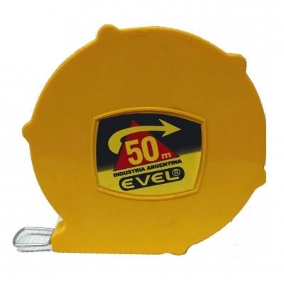 Cinta Metrica Evel 250 Profesional 50m X 11mm