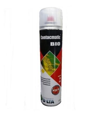 Contacmatic Bio, Limpiacontactos De Propósitos Generales 230cc / 145g