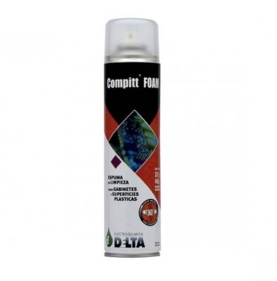 Compitt Foam, Espuma Para Gabinetes Y Teclados 180cc / 150g