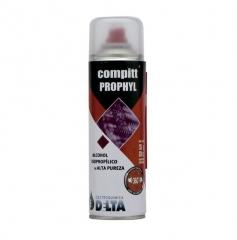 Compitt Prophyl, Alcohol Isopropílico De Alta Pureza  250cc / 165g