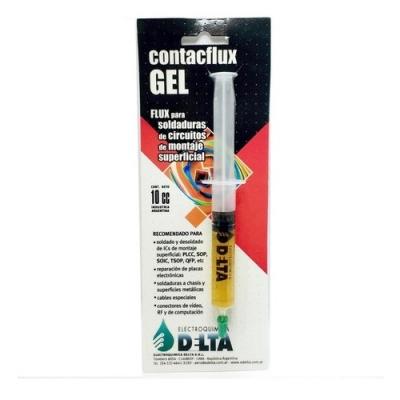 Jeringa Contacflux Gel X 10cc