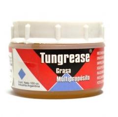 Tungrease Grasa Multipropósito, Para Plásticos Y Metales Pote De 100 Cc