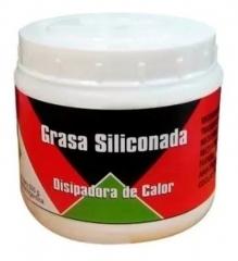 Grasa Siliconada, Disipadora De Calor Pote De 500 G