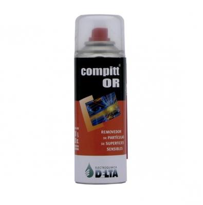Compitt Or, Removedor De Partículas  180cc / 160g