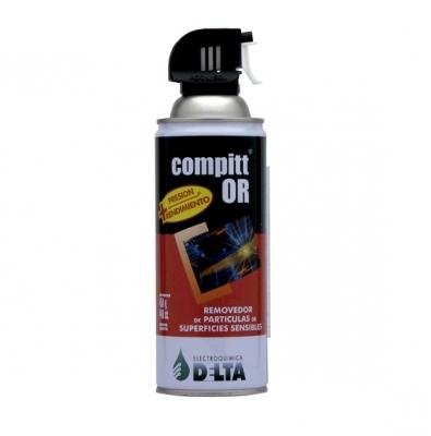 Compitt Or, Removedor De Partículas  180cc / 160g  C/gatillo