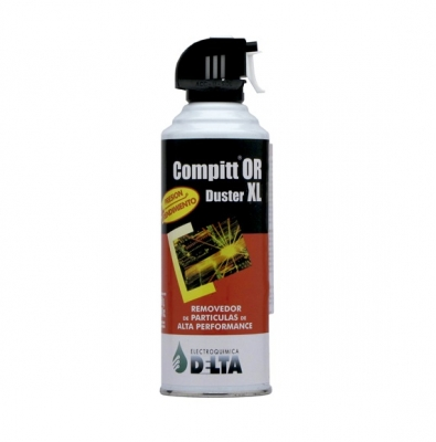 Compitt Or Duster Xl, Removedor De Alto Rendimiento 440cc / 450g  C/gatillo