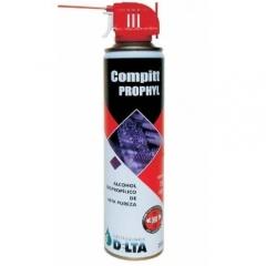 Compitt Prophyl, Alcohol Isopropílico De Alta Pureza  440cc / 315g  C/gatillo