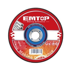 Disco De Corte 125mm X 1,2mm Emtop Eacd121251