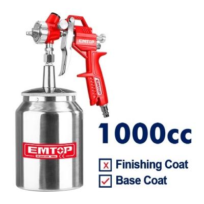 Pistola De Pintar 1000cc Emtop Easg10001