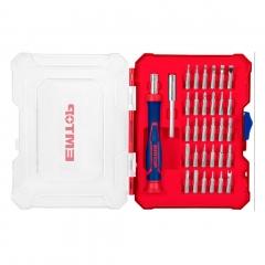 Set Destornillador Precision 32pz Industrial Emtop Ebst03202