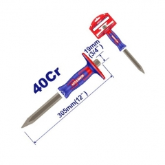 Punta C/prot Emtop Eccl041902 Acero 40cr 19mm
