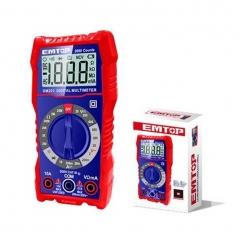 Multimetro Digital Lcd 600v. Emtop Edmr16002
