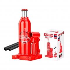 Crique Botella 2tn Industrial 180-333mm 2,5k Valv.seg. Emtop Ehjk1021
