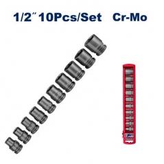 Juego De Tubos 10pzs Alto Impacto Enc.1/2 10-24mm Emtop Emss12101