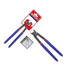 Tenaza 200mm Corte Entero Industrial Cr-v Emtop  Eplrr0821