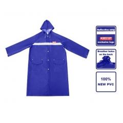 Capa Azul Emtop 1,2mt P-pl-p Virgen 0,33mm C/reflec C /2 Bols.xxl