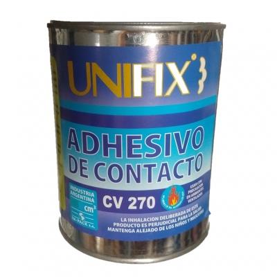 Adhesivo De Contacto Unifix Sin Tolueno 500cc
