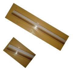 Zocalo Cristal X 1,20 Con Goma Autoadhesivo Extender 3450