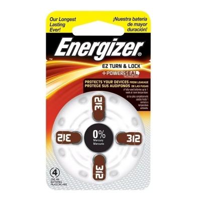 Pila Energizer Az312
