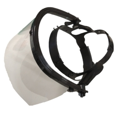 Protector Facial Fravida Incoloro Covid 2070 Arnes Cremallera