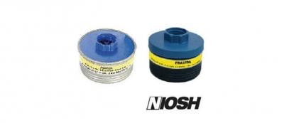 Filtro P/gases Acidos Precio X Par Fravida 5300/21