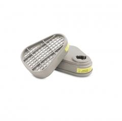 Filtro A Bayoneta Para Gases Acidos Y Vapores Organicos Mgv-500 Noish
