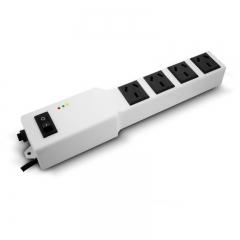 Protector Para Electrodomésticos 2200w (4 Tomas) Kb-2501