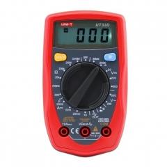 Multimetro Digital Unit Ut33d