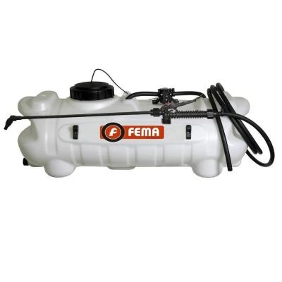 Pulverizador Fumigador Tanque 60 Litros 12v