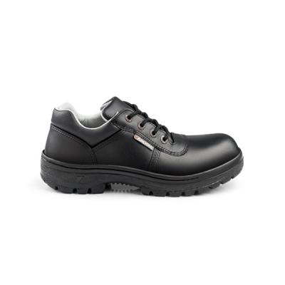 Par Zapato Frances Negro Funcional Mod.32201