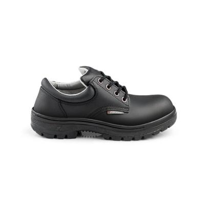 Par Zapato Prusiano Negro Funcional Mod.33101