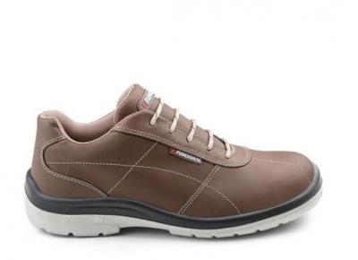 Par Zapato Urbano Ultraliviano De Seguridad Mod.city Vison Cuero Ultra Premium