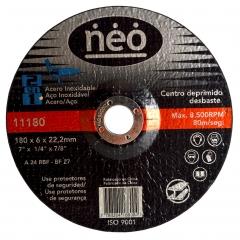 Disco De Desbaste Neo 180x6mm