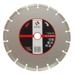 Disco Diamantado 115mm Segmentado Seller
