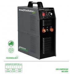 Cortadora De Plasma Inverter Compresor 40a Gladiator Ipc807-220
