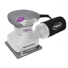 Lijadora Orbital 115x110mm- 250w Neo Lo913