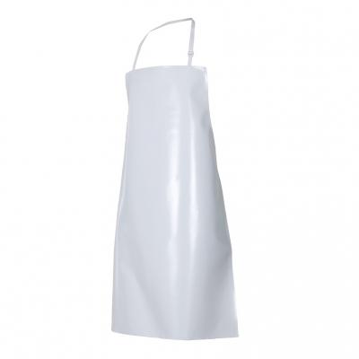 Delantal Pvc Blanco 0.90x1.20 Gaucho