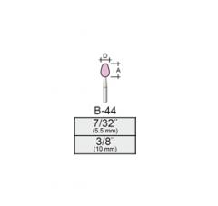 Punta Montada B44 – 6x11 – Vástago 1/8 (3,17 Mm) Rosa