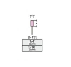 Punta Montada B135 – 6x13 – Vástago 1/8 (3,17 Mm)