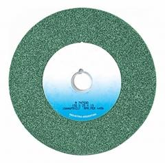 Rueda Recta  Tipo 1  152 X 25.4 X 19,1 Carb.silc.verde G80j