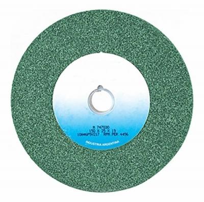 Rueda Recta  Tipo 1  178 X 19.1 X 19,1 Carb.silc.verde G100j
