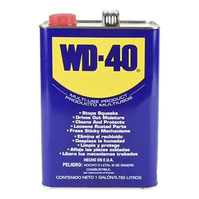 Lubricante Wd40 Galon 3,78lt